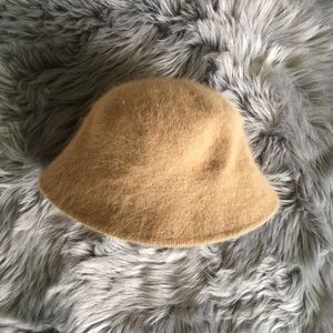 Accessories - Fuzzy Camel Bucket Hat